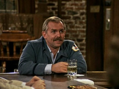Legendary bar flay Cliff Clavin from Cheers
