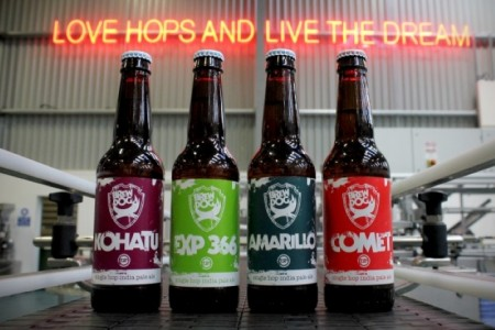 Brewdog opens London craft beer shop