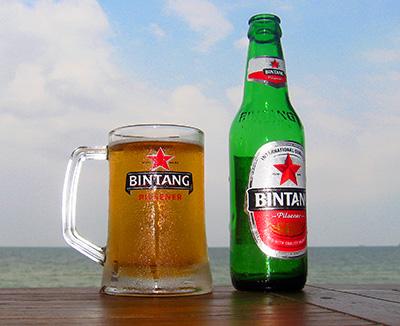 Beer spotlight: Bintang Pilsener