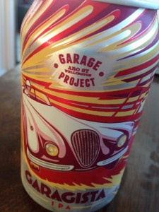 Craft beer review: Garagista IPA
