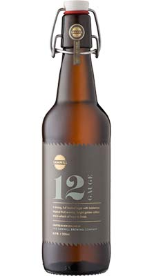 Craft beer review: Sawmill 12 Gauge