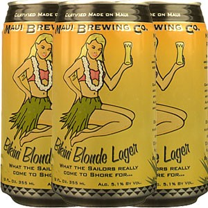 Bikini Blonde Lager review