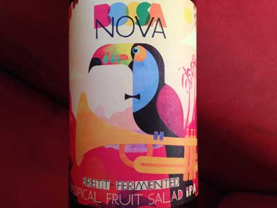 Bossa Nova craft beer review