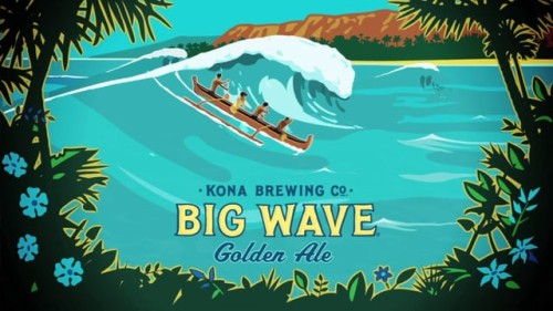 Kona Big Wave Golden Ale review