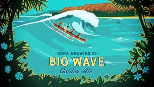 Kona Big Wave Golden Ale review