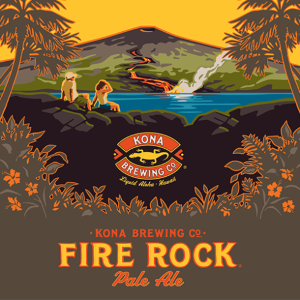 Kona Fire Rock Pale Ale review