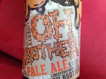 Oh Brother Pale Ale craft beer review