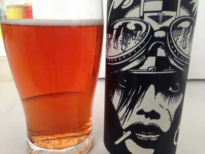 Panhead Lola Deville craft beer review