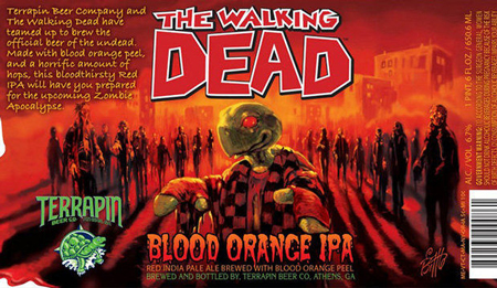 Official Walking Dead beer announced
