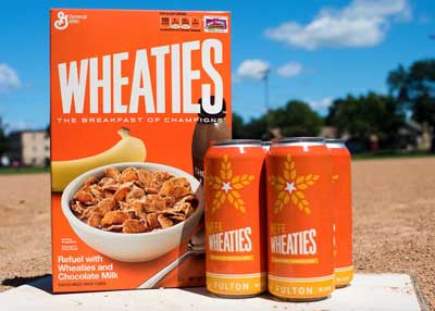 Wheaties beer: breakfast of champions or stupid marketing stunt?