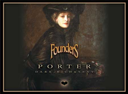Founders Porter craft beer review