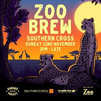 'Zoo Brew' craft beer to support Wellington Zoo