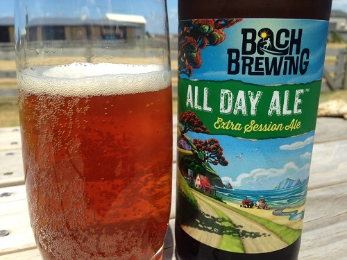 Bach All Day Ale Extra Session Ale review