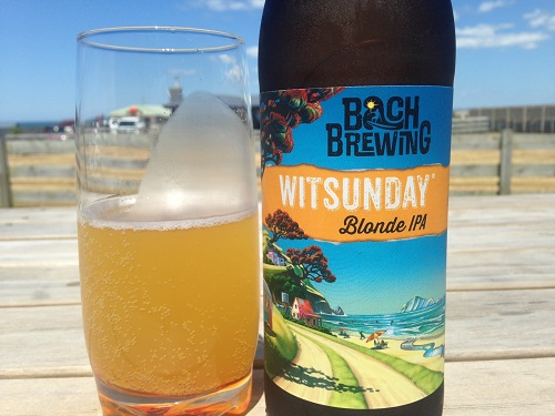 Bach Brewing Witsunday Blonde IPA review