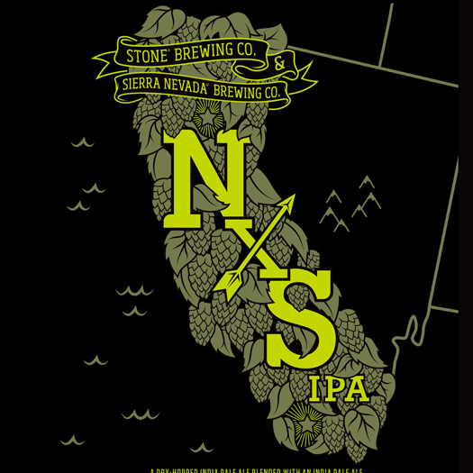 Stone Brewing & Sierra Nevada team up for limited release beer
