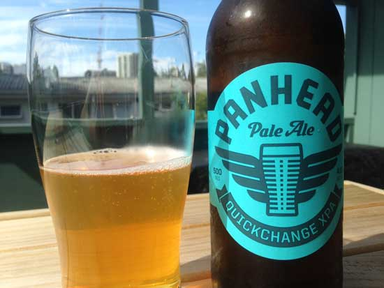 Panhead Quickchange XPA beer review
