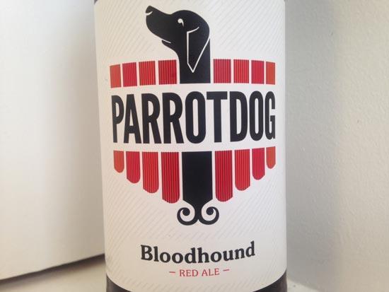 ParrotDog Bloodhound Beer