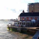 Best riverside pubs in East London