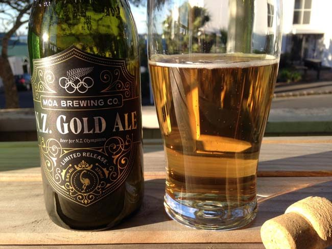 Moa NZ Gold Ale Review