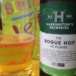 Harrington's Rogue Hop NZ Pilsner