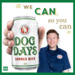 Little Creatures Releases Dog Days Summer Beer in Cans