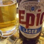 Epic Lager Craft Beer Review