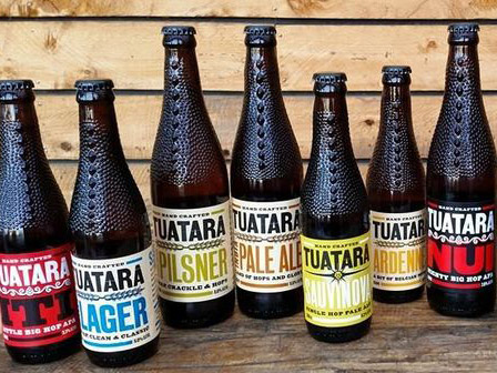 Tuatara tops NZ Brewers Guild Awards 2016