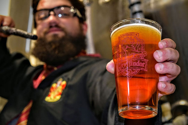 Harry Potter Beers by Mispillion River Brewing