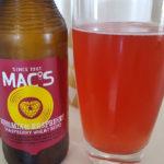 Mac's Bohemian Raspberry Wheat Beer Review