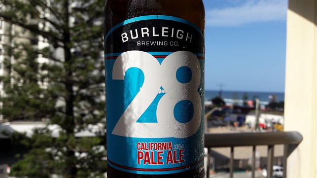 Burleigh Brewing Co. 28 California Pale Ale