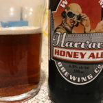 Wigram Harvard Honey Ale review