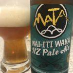 Mata Wai-iti Waka NZ Pale Ale Review