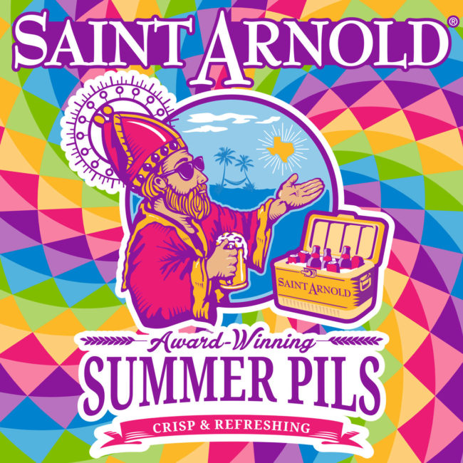 Saint Arnold Summer Pils Review