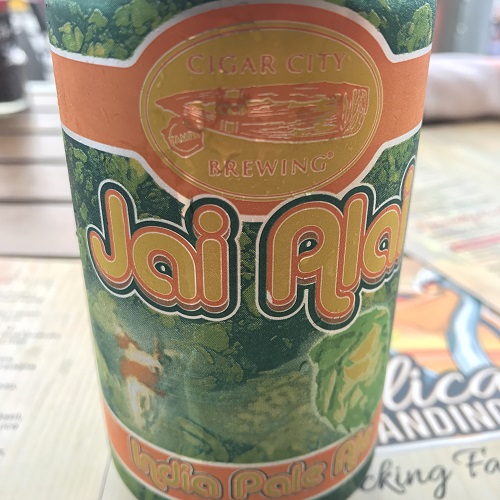 Cigar City Jai Alai Beer Review