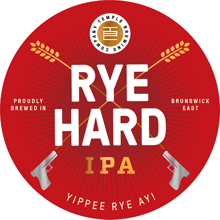 Temple Rye Hard IPA Beer Review