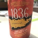 Buffalo Bayou 1836 Copper Ale Review