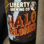Liberty Halo Pilsner Craft Beer Review