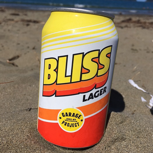 Garage Project Bliss Lager Review
