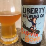 Liberty Sauvin Bomb Hop Atomic IPA Review