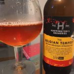 Harrington's Spiced Belgian Strong Ale Review