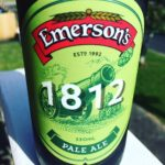 Emerson's 1812 Pale Ale Review