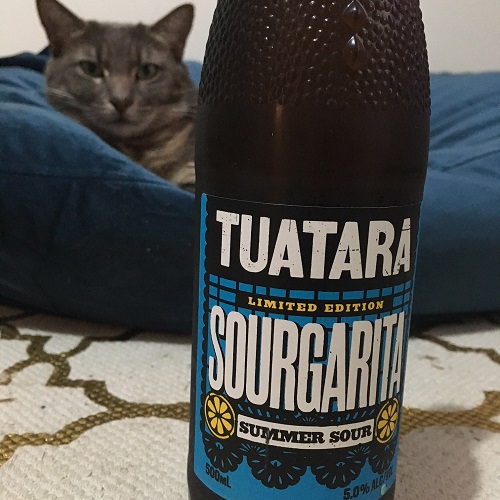 Tuatara 'Sourgarita' Summer Sour Review