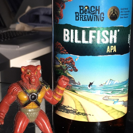 Bach Brewing Billfish APA Review