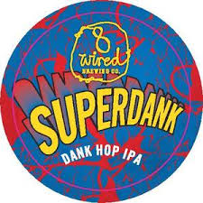 8 Wired Superdank IPA review