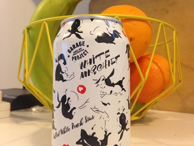 Garage Project White Mischief beer review
