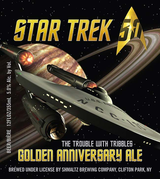 New Star Trek craft beer landing soon
