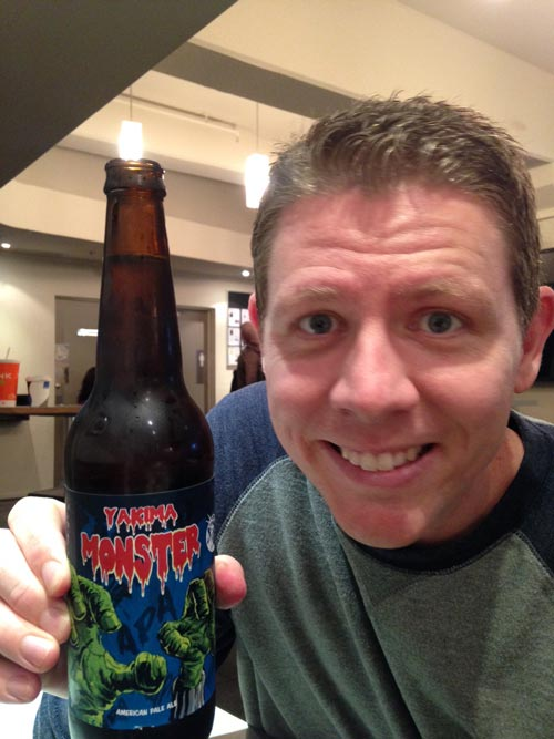 Yakima Monster APA Review