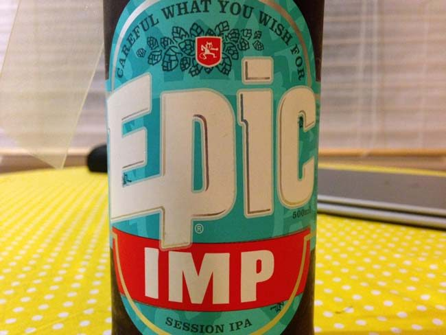 Epic Imp Session IPA