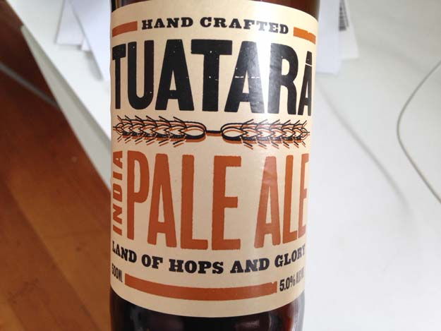 Tuatara India Pale Ale Review