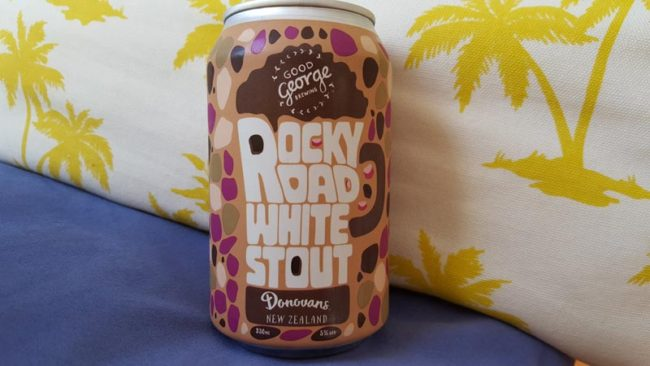 Good George Rocky Road White Stout Review